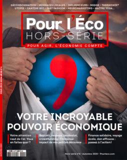 Pour l'Éco : Hors-Série N° 4 Septembre 2020